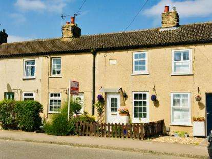 2 Bedrooms Terraced House for sale in Ivel Cottages, Langford Road, Biggleswade, Bedfordshire