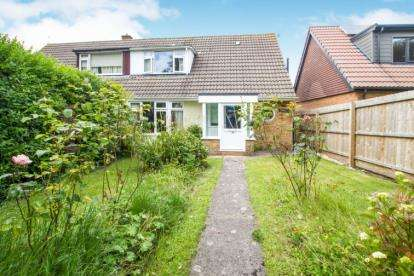 3 Bedrooms Semi Detached House for sale in Down Road, Portishead, Bristol