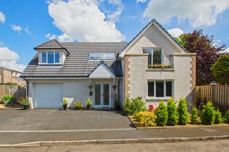 3 Bedrooms Detached House for sale in 1a Dam Park, Dunlop