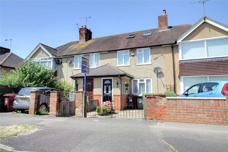 3 Bedrooms Terraced House for sale in Shirley Avenue, Reading, Berkshire, RG2