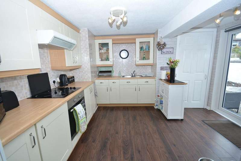 4 Bedrooms Terraced House for sale in Loudoun Road, Newmilns, KA16