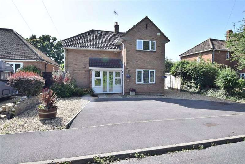 4 Bedrooms Detached House for sale in Hill Hay Road, Matson, Gloucester