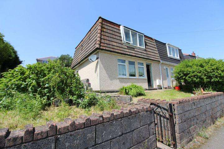 3 Bedrooms Semi Detached House for sale in Cripps Avenue, Tredegar