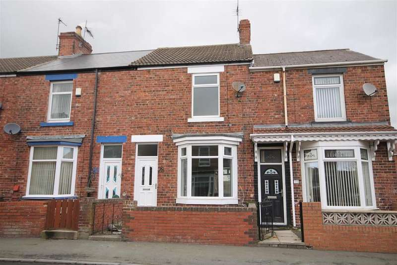 2 Bedrooms Terraced House for rent in King Edward Street, Shildon