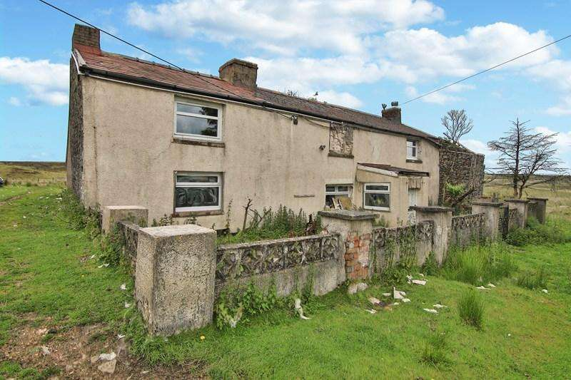3 Bedrooms Farm House Character Property for sale in Clydach Dingle, Brynmawr, Ebbw Vale