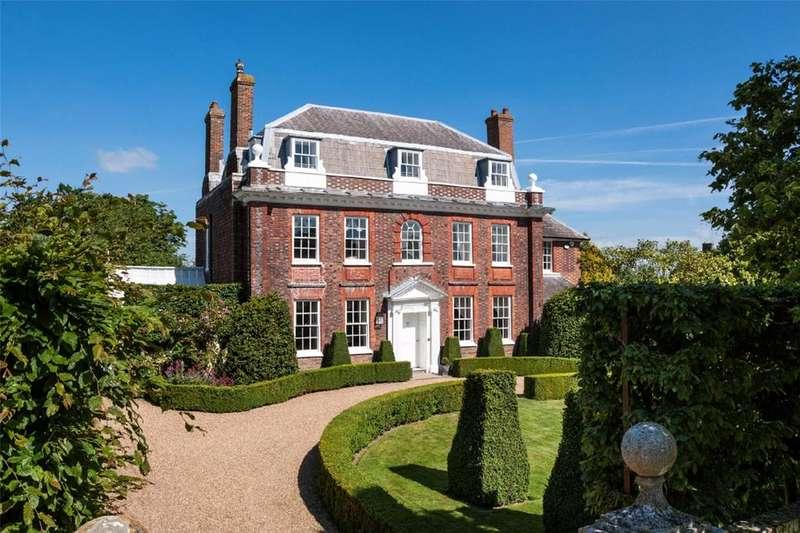 9 Bedrooms Detached House for sale in Vicarage Road, Hailsham, East Sussex, BN27