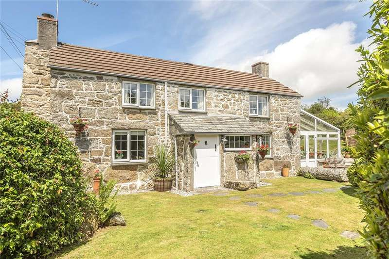 4 Bedrooms Unique Property for sale in Boslymon Hill, Sweetshouse, Bodmin, Cornwall, PL30