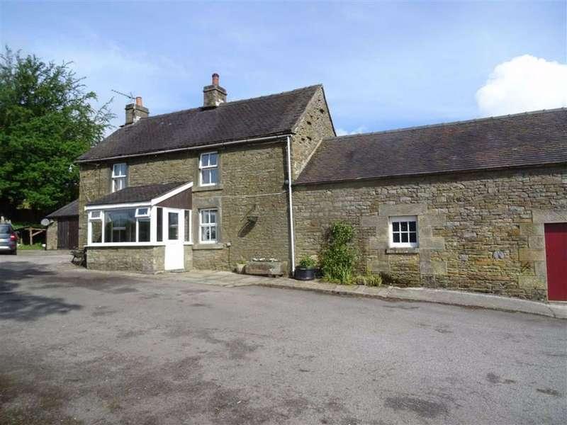 3 Bedrooms Detached House for sale in Barrowmoor, Longnor, Buxton, Derbyshire