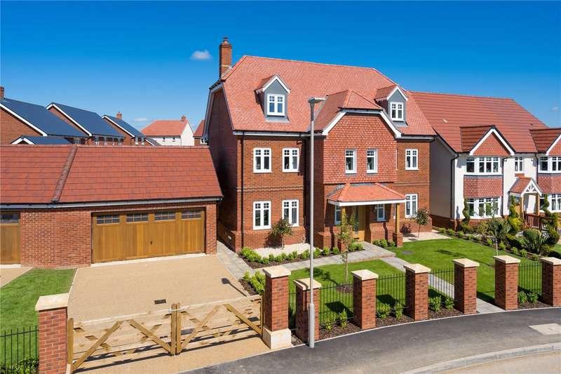 5 Bedrooms Detached House for sale in Mildenhall, Bradford Road, Sherborne, Dorset, DT9