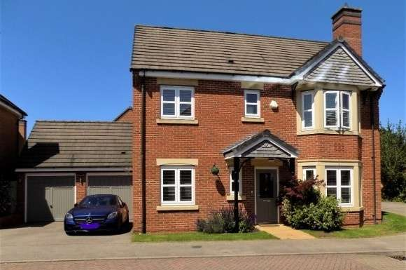 4 Bedrooms Property for sale in Valiant Close, Burbage