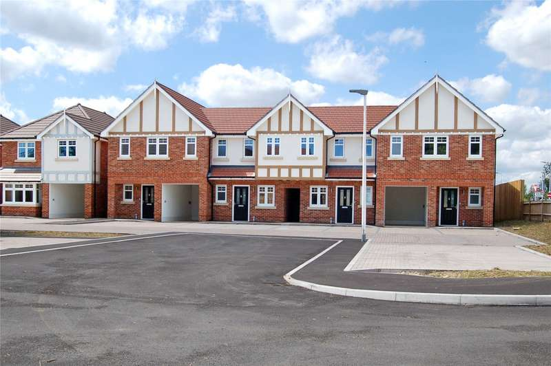 2 Bedrooms Property for sale in Wesminster Mews, Bath Road, Padworth, Reading