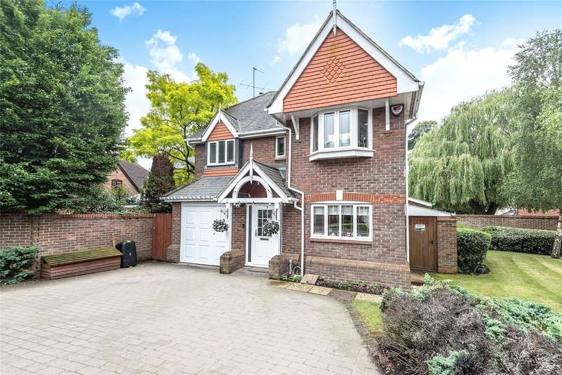 5 Bedrooms Detached House for sale in Wainwright Close, Wokingham, Berkshire, RG40