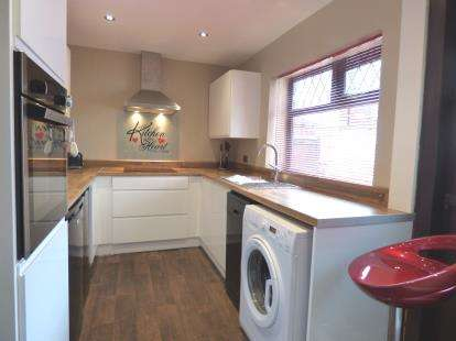 3 Bedrooms Terraced House for sale in De Lacy Street, Ashton, Preston, Lancashire, PR2