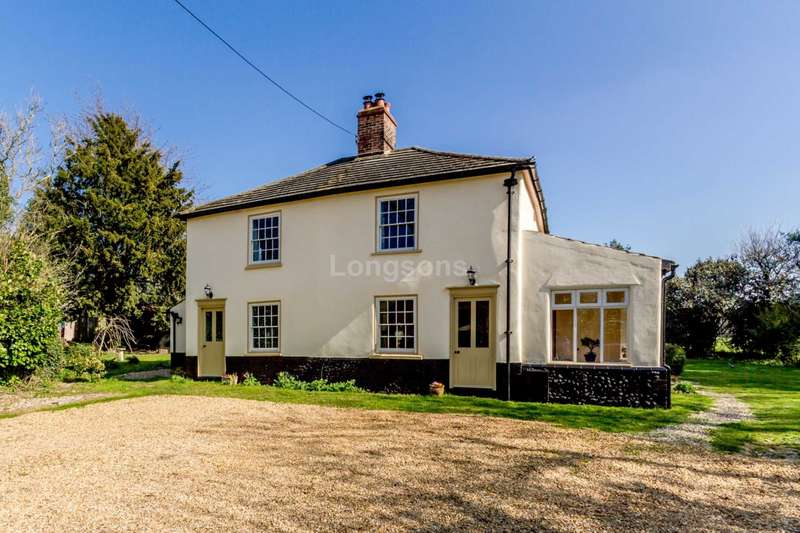 3 Bedrooms Detached House for sale in Chapel Road, Necton