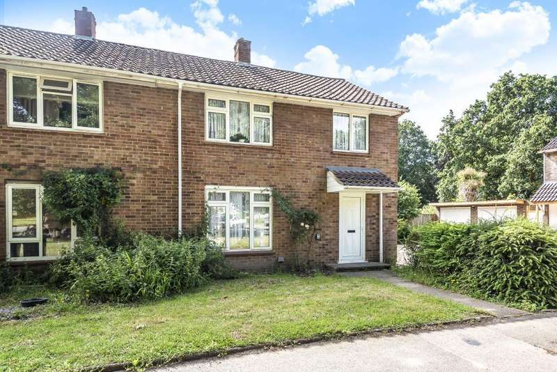 3 Bedrooms House for sale in Drovers Way, Bracknell, Berkshire, RG12