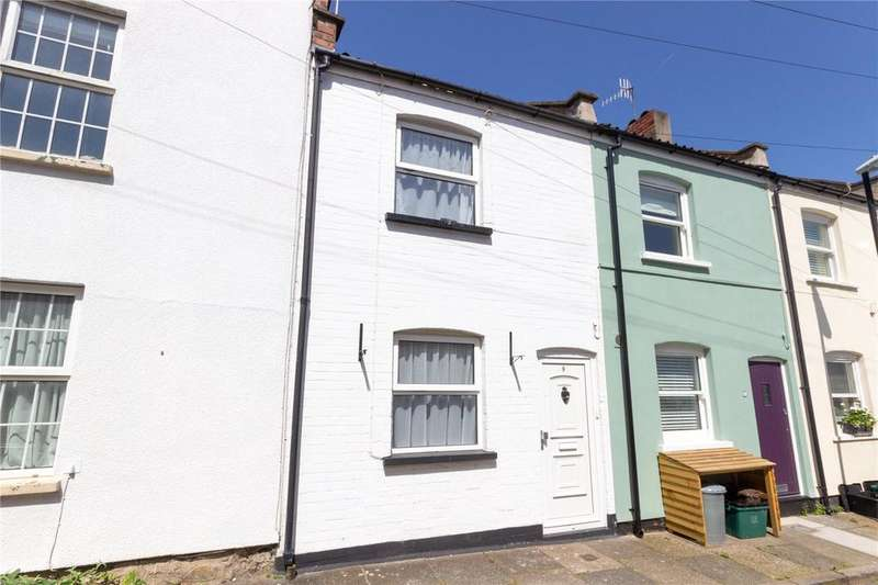 2 Bedrooms Terraced House for sale in Albert Place, Westbury-on-Trym, Bristol, BS9