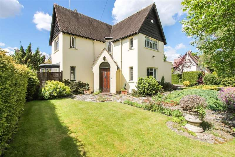 4 Bedrooms Detached House for sale in Painswick Road, Cheltenham
