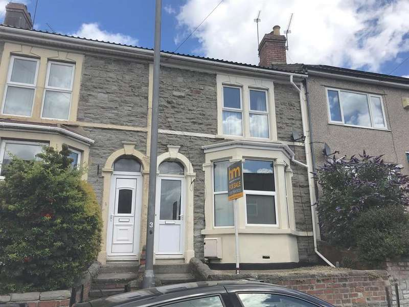 2 Bedrooms Terraced House for sale in Whiteway Road, St George, Bristol, BS5 7QW
