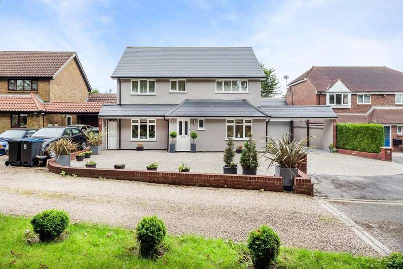 5 Bedrooms Detached House for sale in Barnards Place, South Croydon, Surrey, CR2