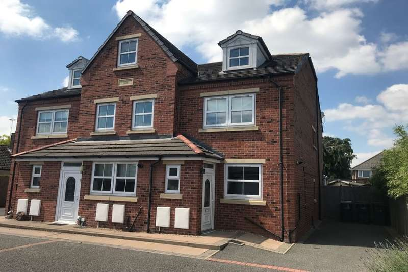 3 Bedrooms Semi Detached House for sale in Amys Meadow, Willaston, Nantwich, CW5