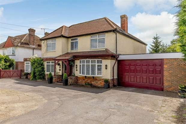 5 Bedrooms Detached House for sale in Aston Clinton Road, Weston Turville, Aylesbury, Buckinghamshire
