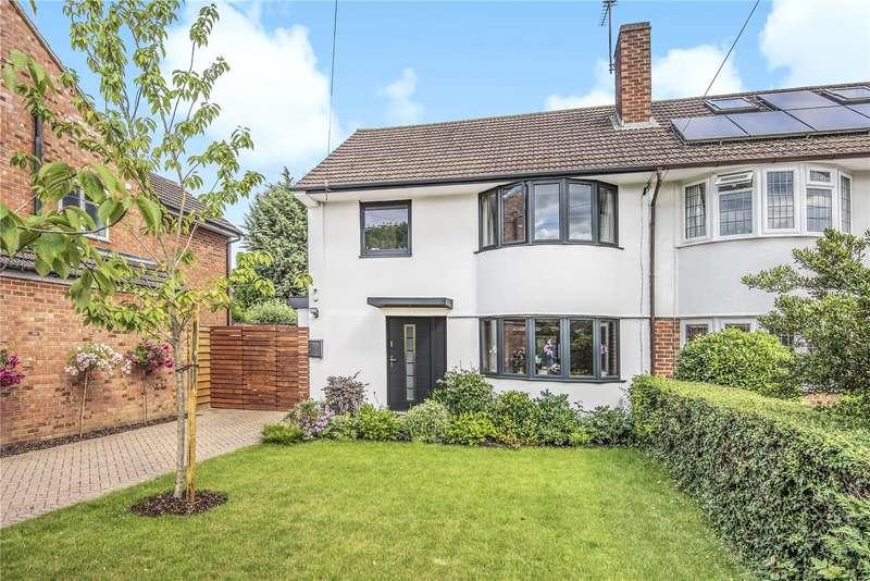3 Bedrooms Semi Detached House for sale in Vine Road, Stoke Poges, Buckinghamshire, SL2