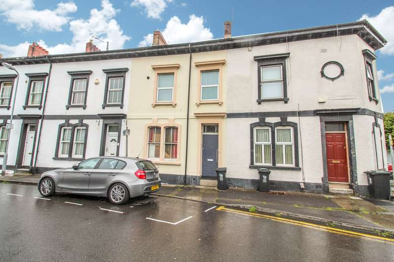2 Bedrooms Flat for sale in Clytha Crescent, Newport, NP20
