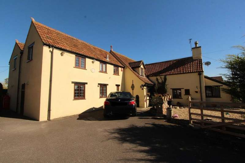 6 Bedrooms Detached House for sale in Characterful Country House