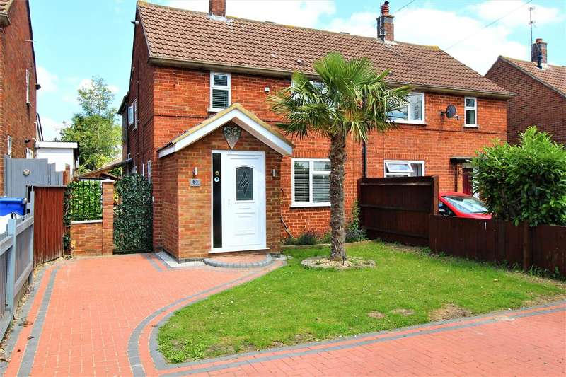 3 Bedrooms Semi Detached House for sale in Watling Street, Potterspury