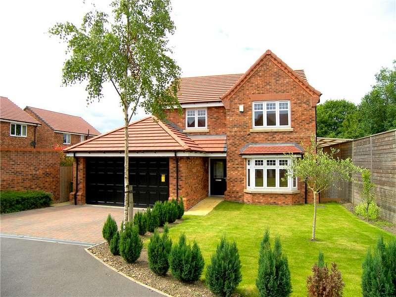 4 Bedrooms Detached House for sale in Nightingale Grove, South Normanton, Alfreton, Derbyshire, DE55