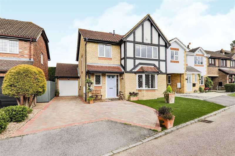 4 Bedrooms Detached House for sale in Aldridge Park, Winkfield Row, Bracknell, Berkshire, RG42