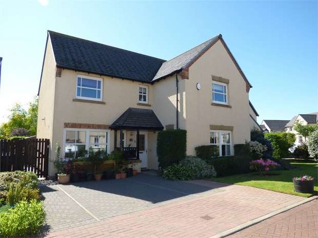 5 Bedrooms Detached House for sale in Lindsay Row, Rosewell, Midlothian