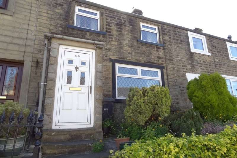 2 Bedrooms Terraced House for sale in Lanehouse, Trawden, Colne, BB8