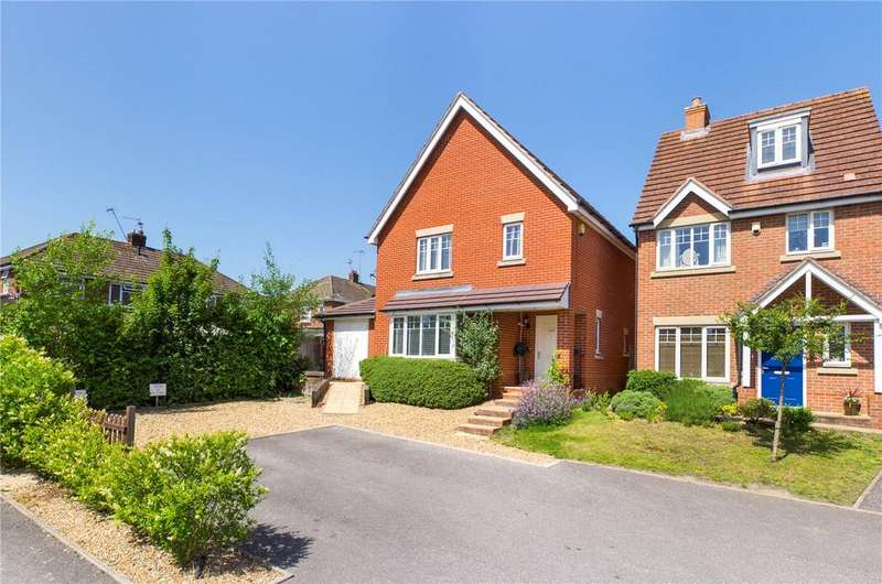 4 Bedrooms Detached House for sale in Heathway, Tilehurst, Reading, Berkshire, RG31