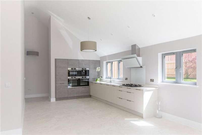 3 Bedrooms Bungalow for sale in The Kimberwicke, Staunton Manor, Sleep Lane, Bristol, Somerset, BS14