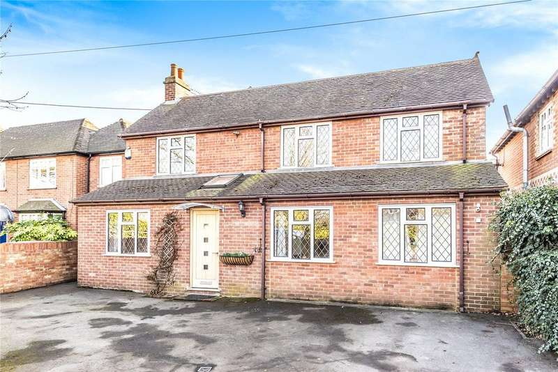 4 Bedrooms House for sale in Victoria Road, Mortimer, Berkshire, RG7