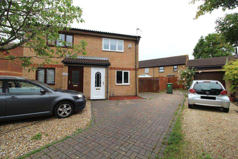 2 Bedrooms Semi Detached House for sale in Amberley Road, Stoke Lodge