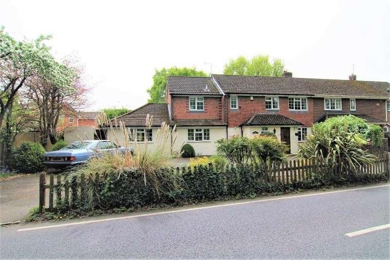4 Bedrooms Semi Detached House for sale in Binfield Road, Wokingham, Berkshire