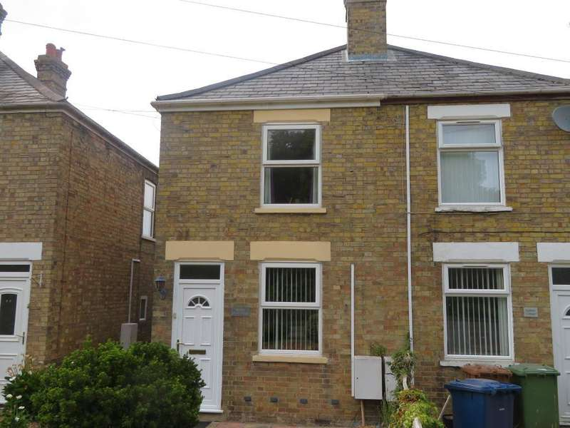 2 Bedrooms Semi Detached House for sale in High Road, Wisbech St Mary, Wisbech, PE13 4RA