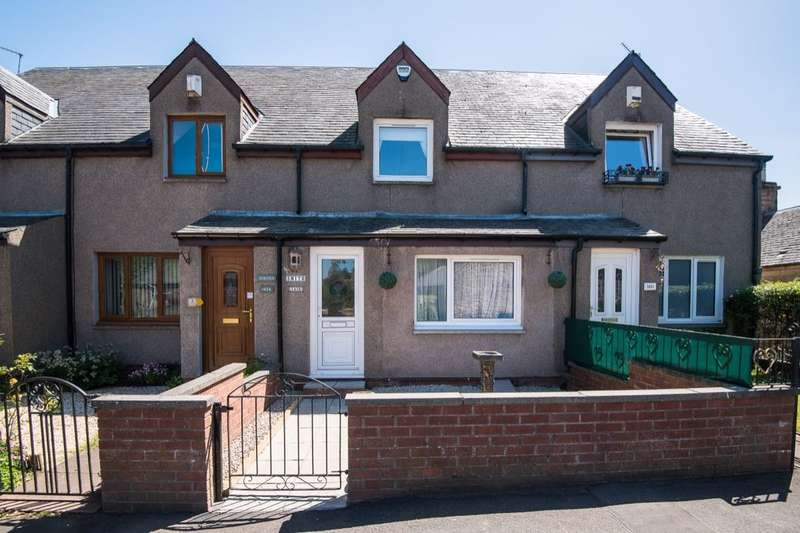 2 Bedrooms Property for sale in Carnethie Street, Rosewell, EH24