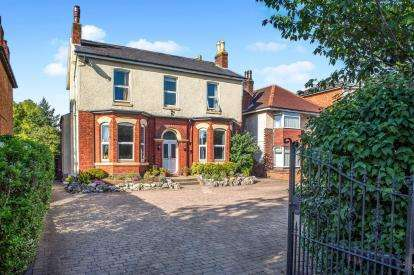 5 Bedrooms Detached House for sale in Scarisbrick New Road, Birkdale, Southport, Merseyside, PR8