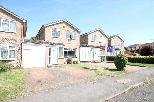 3 Bedrooms Link Detached House for sale in Swallow Close, Buckingham, Buckinghamshire