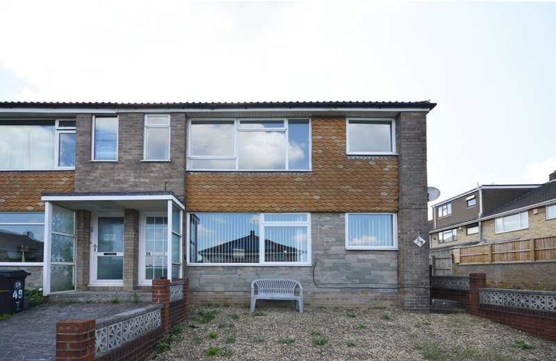 2 Bedrooms Flat for sale in Ravenhead Drive, Whitchurch Park, BS14
