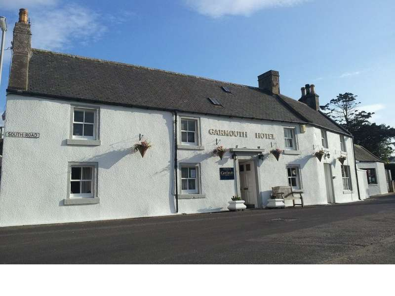 6 Bedrooms Hotel Commercial for sale in Garmouth Hotel, South Road, Garmouth, Fochabers, IV32