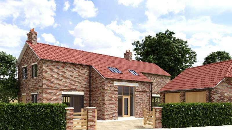 4 Bedrooms House for sale in Main Street, Thorganby, York