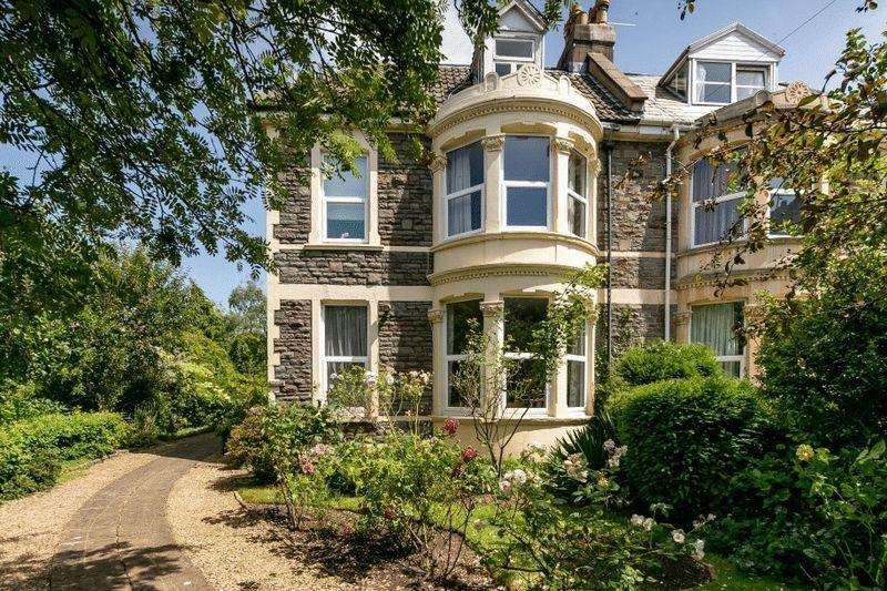 5 Bedrooms Semi Detached House for sale in Surrey Road, Bishopston