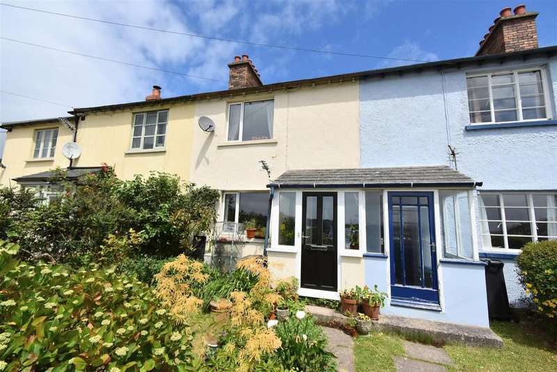 2 Bedrooms Terraced House for sale in Buttington Terrace, Sedbury, Chepstow
