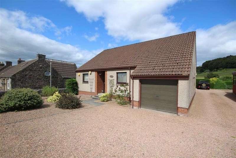 2 Bedrooms Detached Bungalow for sale in 5, Burnside, Cupar Road, Newburgh, Fife, KY14