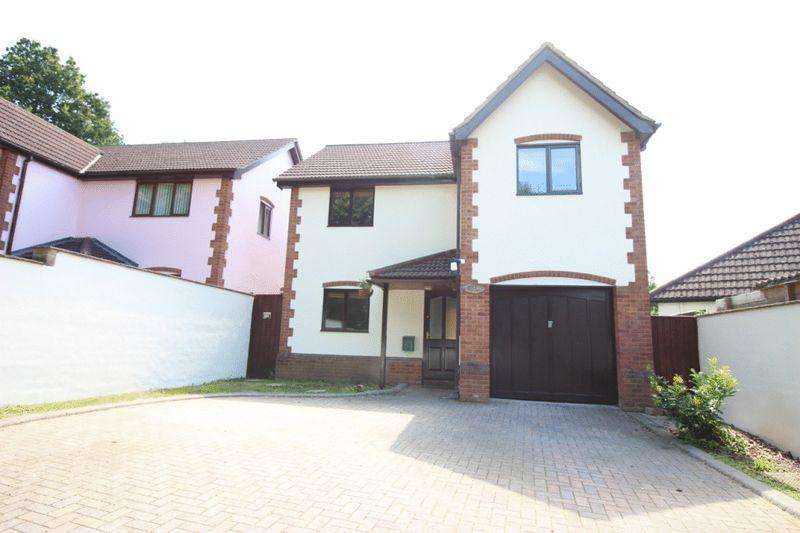 4 Bedrooms Detached House for sale in Allaston Road, Lydney