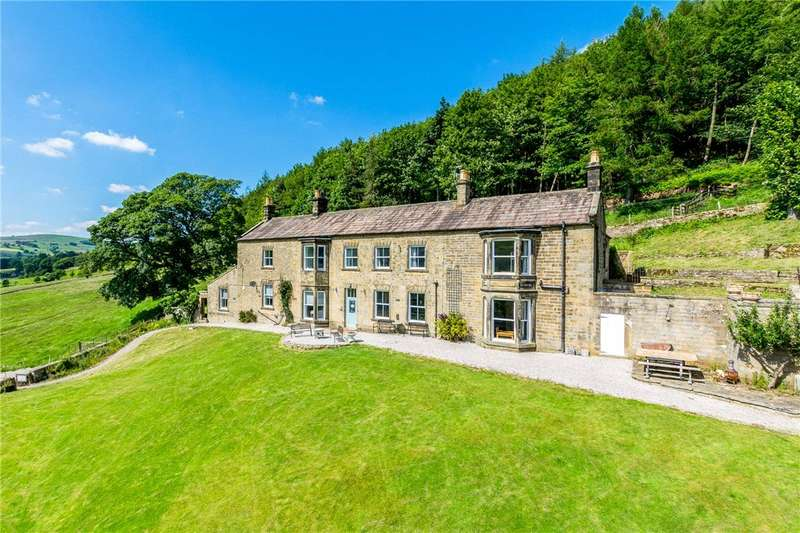 7 Bedrooms Unique Property for sale in Longside House, Ramsgill, Harrogate, North Yorkshire